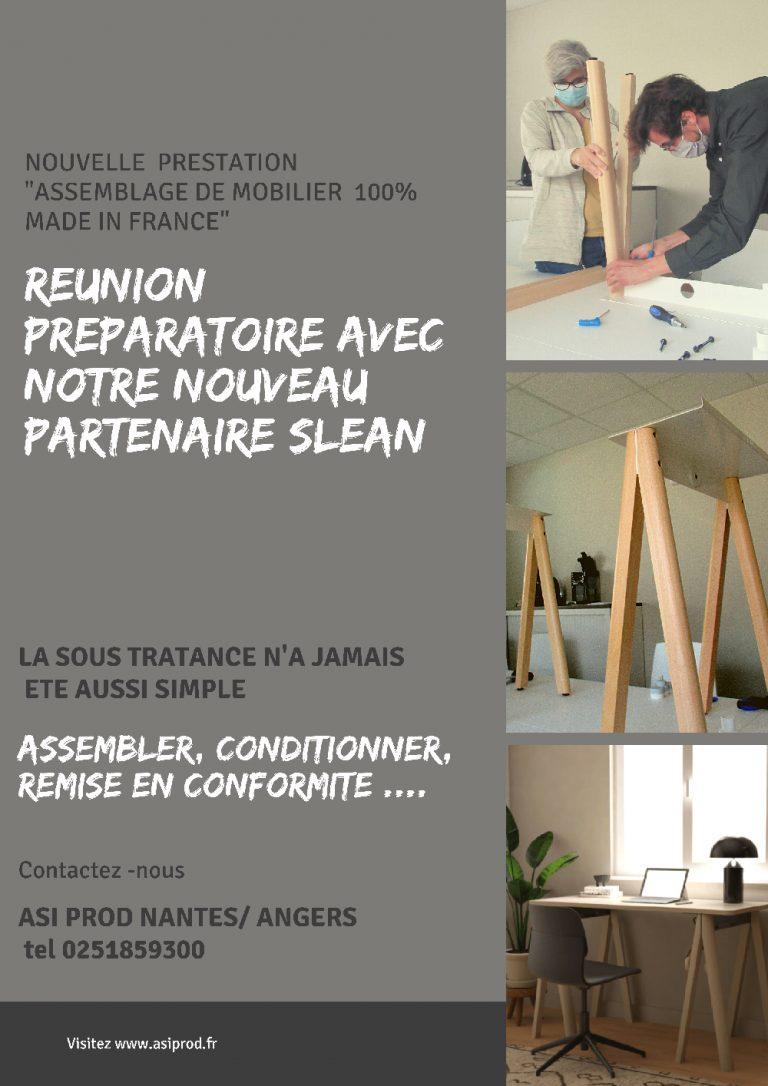 Montage meuble modulaire